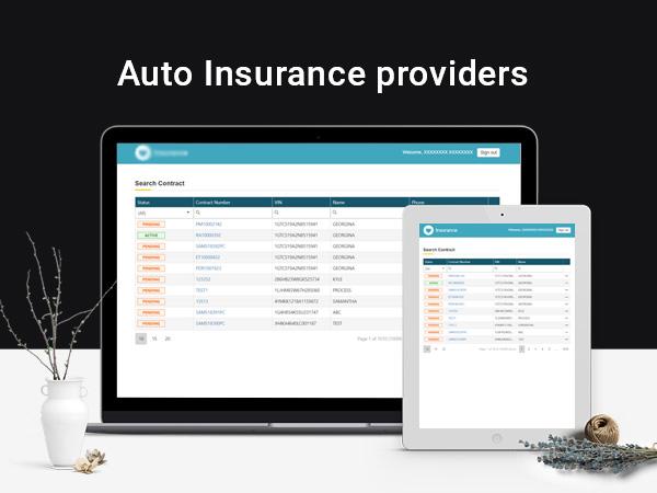 GAP Portal Web App